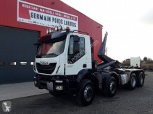Camion polybenne Iveco Trakker AD 340 T 45