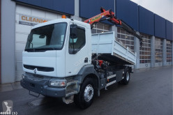 Camion benne occasion Renault Kerax 260.19