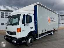 Camion Nissan Atleon 80.19 cu prelata si obloane second-hand