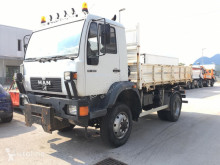 Camion benne occasion MAN 14.224