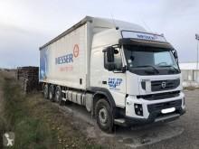 Камион шпригли и брезент Volvo FMX 420