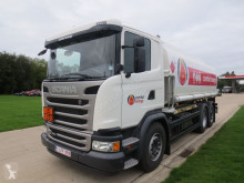 ciężarówka Scania REF-434