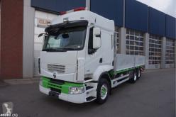 Vrachtwagen Renault Premium 460 tweedehands platte bak
