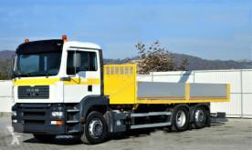 Camión MAN TGA 26.310 6,30m+ Kran *Topzustand! caja abierta usado