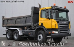 Camion Scania P 380 benne occasion
