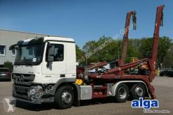 vrachtwagen Mercedes 2536 L Actros 6x2,Meiller AK16T,Wiegeeinrichtung