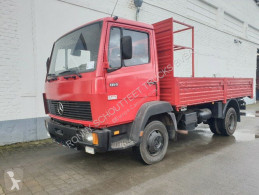 Camion Mercedes 814 Pri, 6 Zylinder, Top Zustand plateau occasion