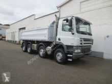 DAF three-way side tipper truck CF 85.410 8x4 85.410 8x4, Meiller 3-Seiten