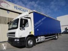 DAF CF65 65.300 truck used tarp