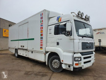 Camion furgon second-hand MAN TGA 18.360