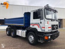 Camion MAN 26.372 benne occasion