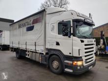 Scania tautliner truck R 400