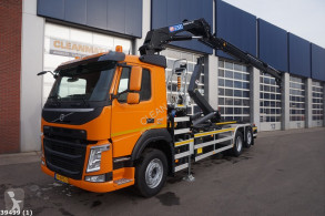 Camion Volvo FM 430 polybenne occasion