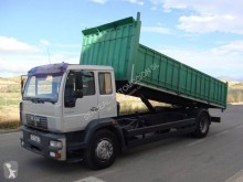 MAN LE 18.280 truck used tipper