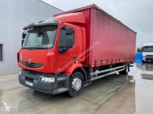 Camion Renault Midlum 300.18 DXI obloane laterale suple culisante (plsc) second-hand