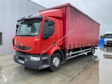 Camion rideaux coulissants (plsc) Renault Midlum 300.18 DXI