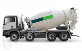 Stetter AM 9/8 FHC Ultra Eco truck new concrete mixer