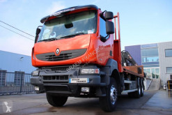 Camion plateau standard occasion Renault Kerax 380