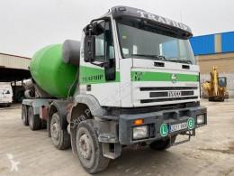 Kamion Iveco 340E 35 beton frézovací stroj / míchačka použitý