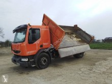 Renault two-way side tipper truck Midlum 280 DXI