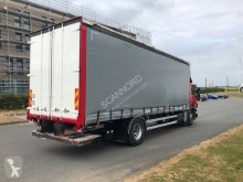 Scania P 280 DB truck used tautliner