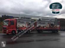 Camion savoyarde occasion MAN TGX 18.440 4X2 LL inkl Krone Anhänger E: 2014