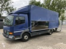 Camión furgón Mercedes 817 Atego EURO 4 *LBW*