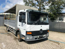 Camion Mercedes 818 L Atego plateau ridelles occasion