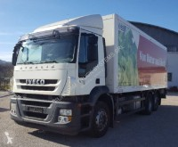 Iveco Stralis 260 S 42 truck used refrigerated