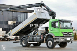 Camion Mercedes Axor 1833 benne occasion