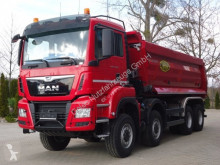 New tipper truck MAN TGS 35.460 8x6 EURO6 Muldenkipper TOP! NEU!