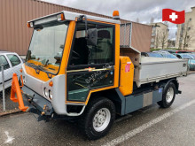 Reform REFORM KIEFER Bokimobil 1151 used three-way side tipper van