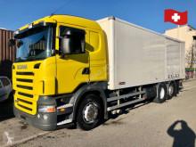 камион Scania r480 lb 6x2 isothermkasten