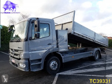 Mercedes Atego 1218 truck used tipper