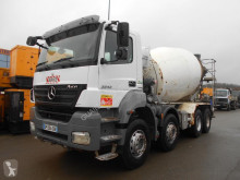 Mercedes Axor 3243 truck used concrete mixer