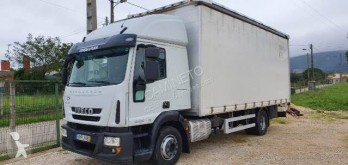Iveco Eurocargo 120 E 25 truck used tautliner