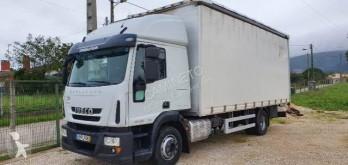 Camión Iveco Eurocargo 120 E 25 lonas deslizantes (PLFD) usado