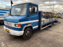 Mercedes 811 truck used car carrier