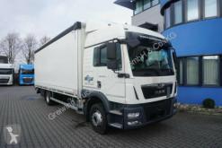 camion MAN TGM 15.290 4x2 BL,LX, Schiebeplane, LBW