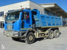 Astra HD8 64.44 truck used half-pipe tipper