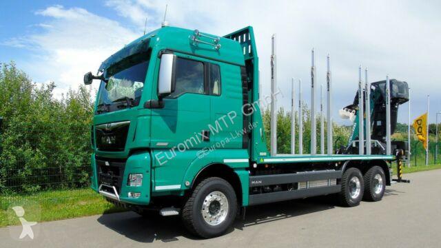 Voir les photos Camion MAN TGS TGS 33.510 / 6X4 EPSILON M 12Z