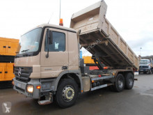Camion bi-benne occasion Mercedes Actros 3332