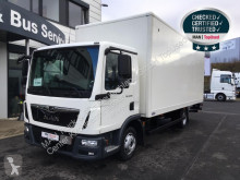 MAN TGL 8.180 4X2 BL truck used box