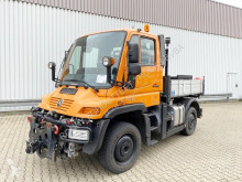 Unimog special vehicles road network trucks
