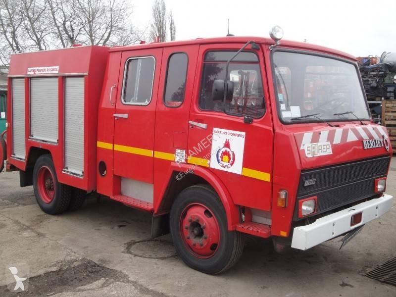 Voir les photos Camion Berliet KB6 770