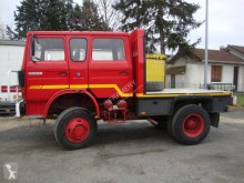 Renault 110-150 truck used fire