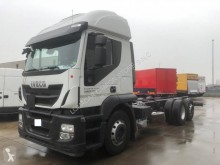 Iveco Stralis AT 440 S 46 truck used chassis