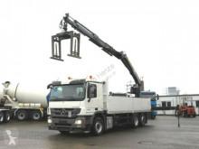 Mercedes Actros 2541 L6x2 Pritsche Heckkran Lift/Lenk truck