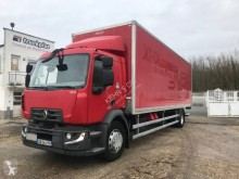 Camion fourgon polyfond occasion Renault Gamme D 280.19