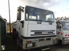 Iveco Eurotech 190E24 truck used two-way side tipper